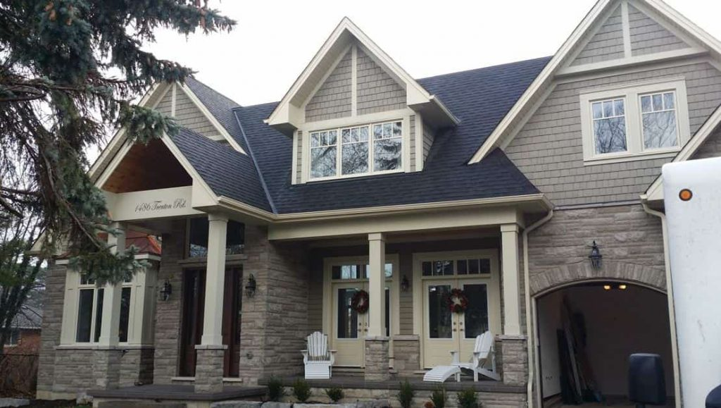 Residential Aluminum Soffits Fascia Eavestroughs Siding